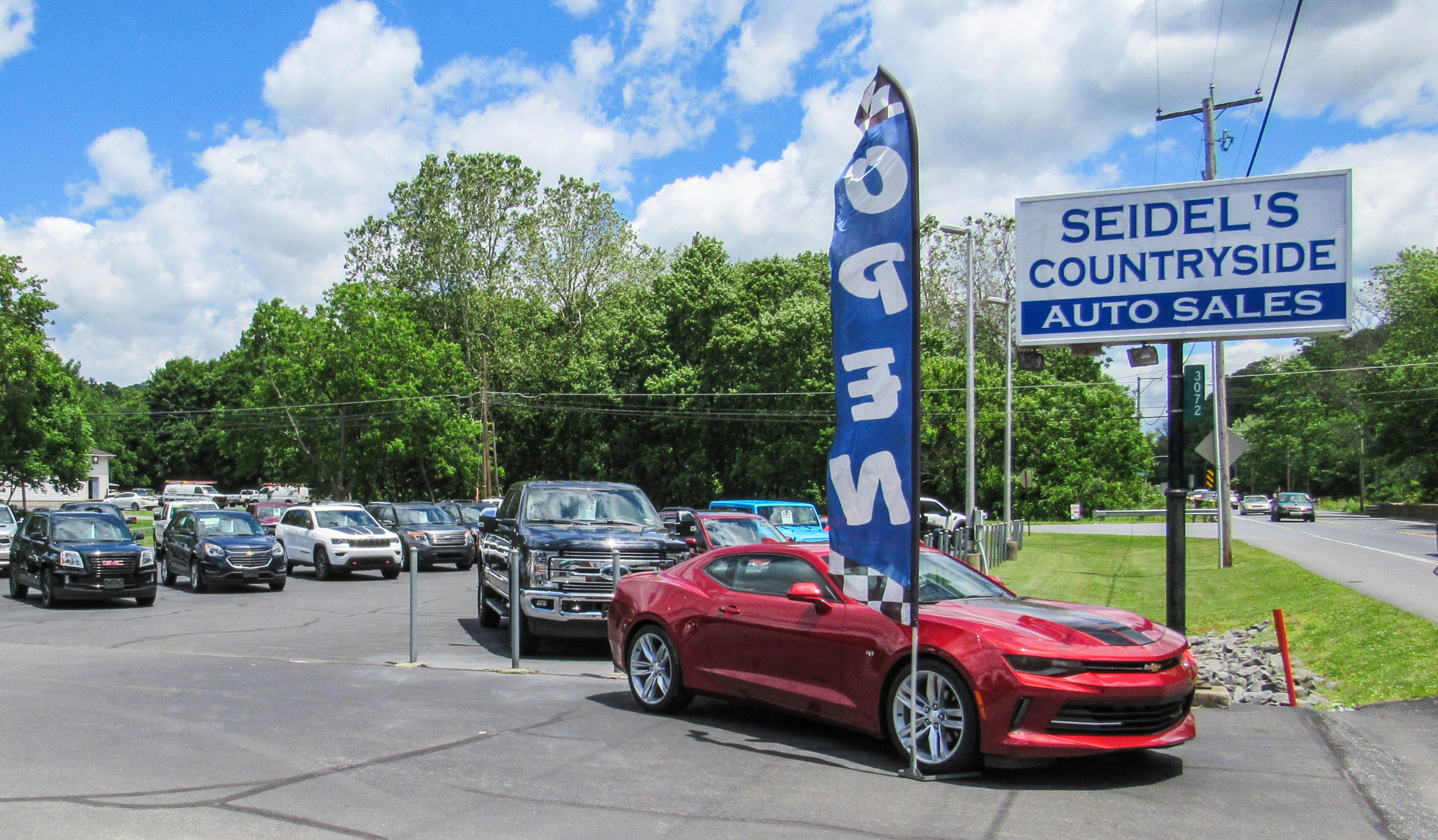 Used Car Dealerships In Lancaster Pa >> Seidel Countryside Auto Sales Quality Used Vehicles With